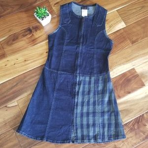 Custo Barcelona Denim Dress